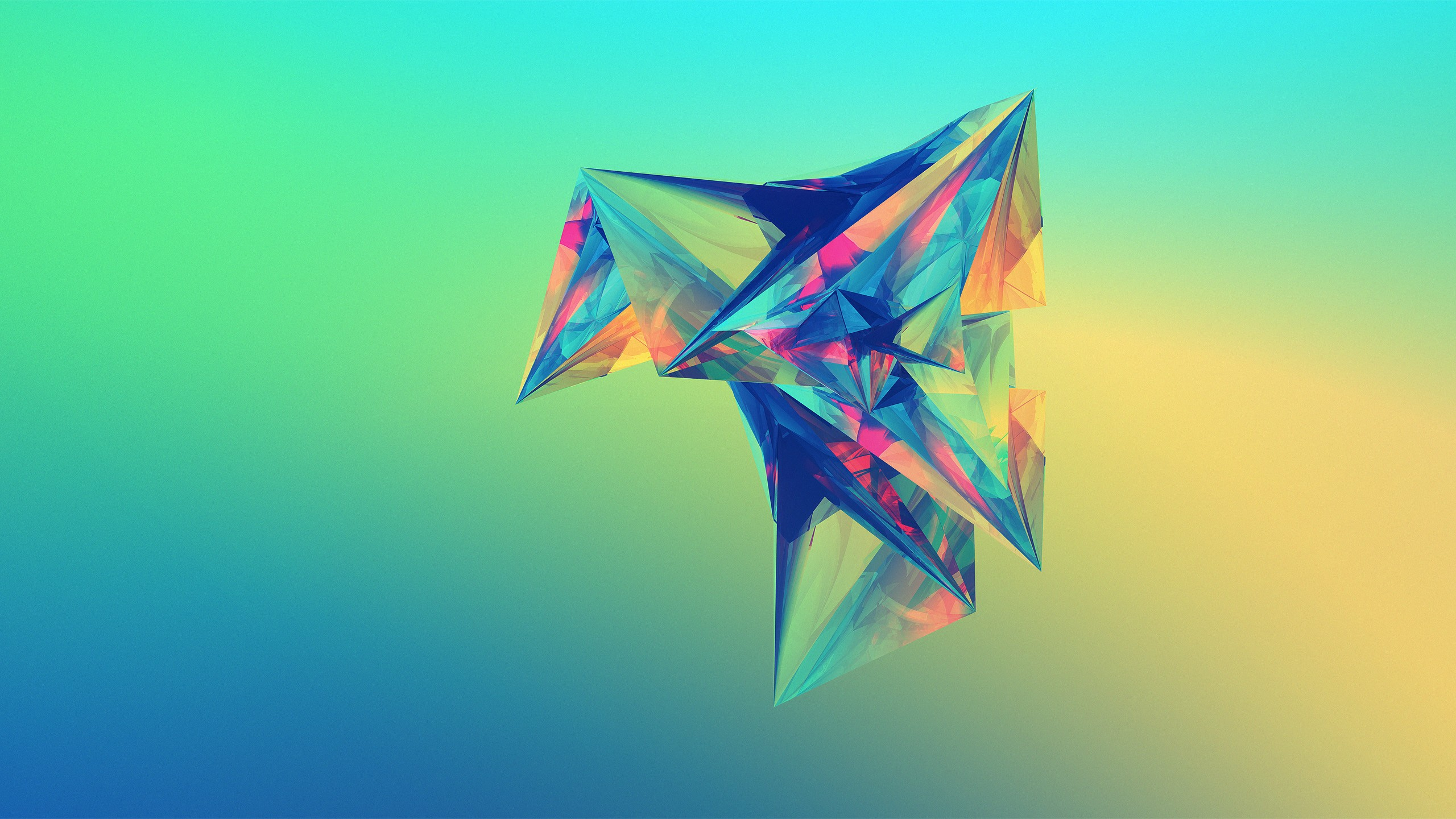 4k Abstract Design