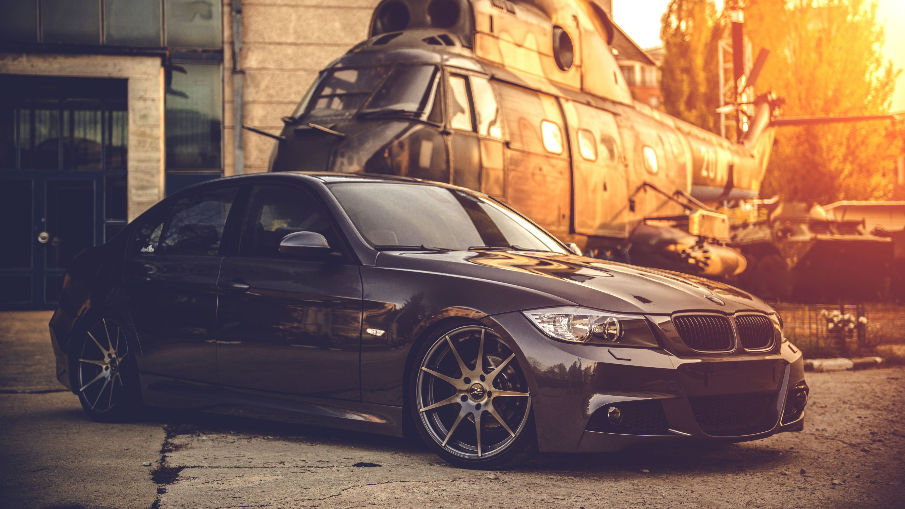 Bmw Car Black 4k Ultra Hd