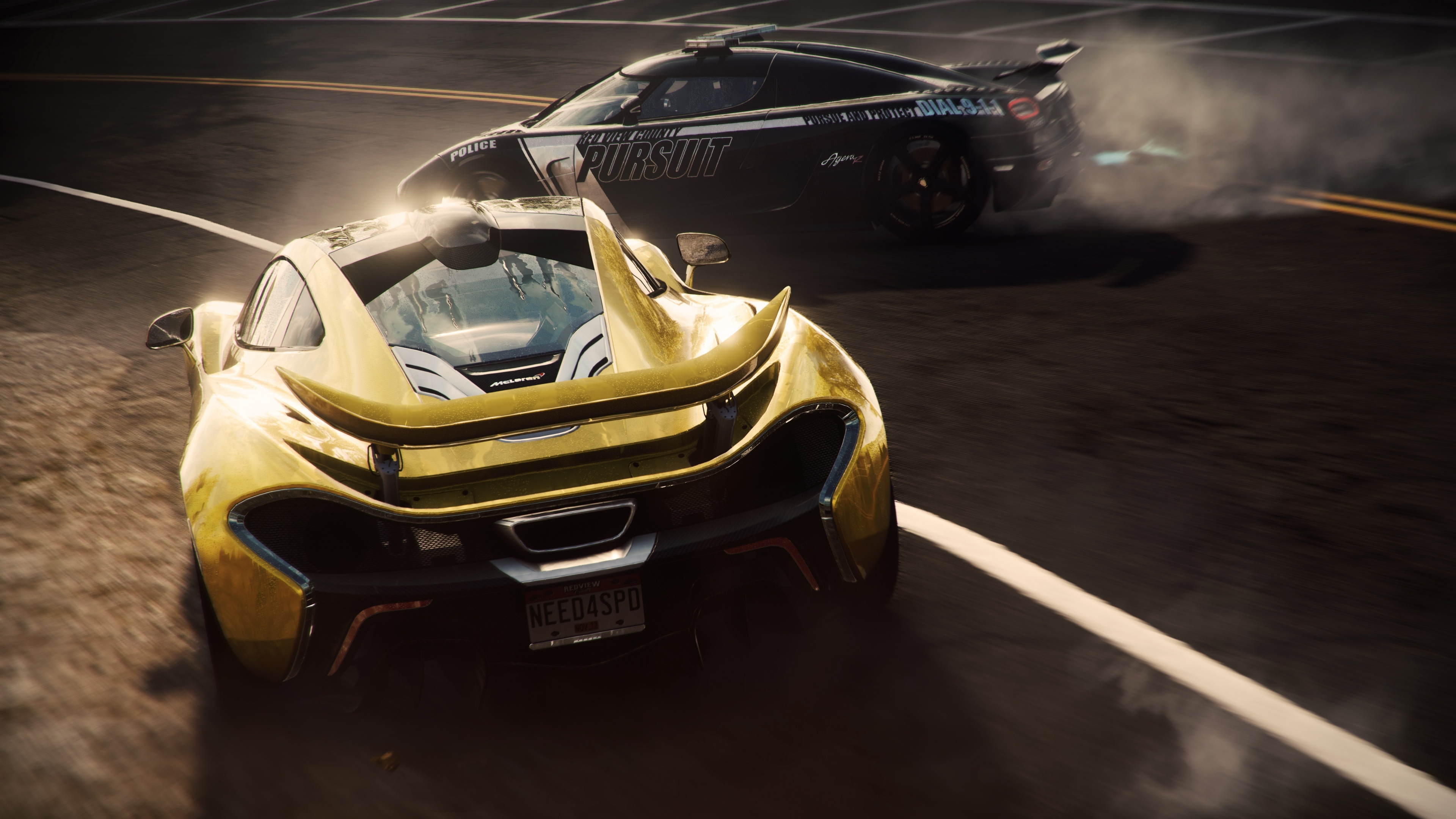 need for speed rivals mclaren