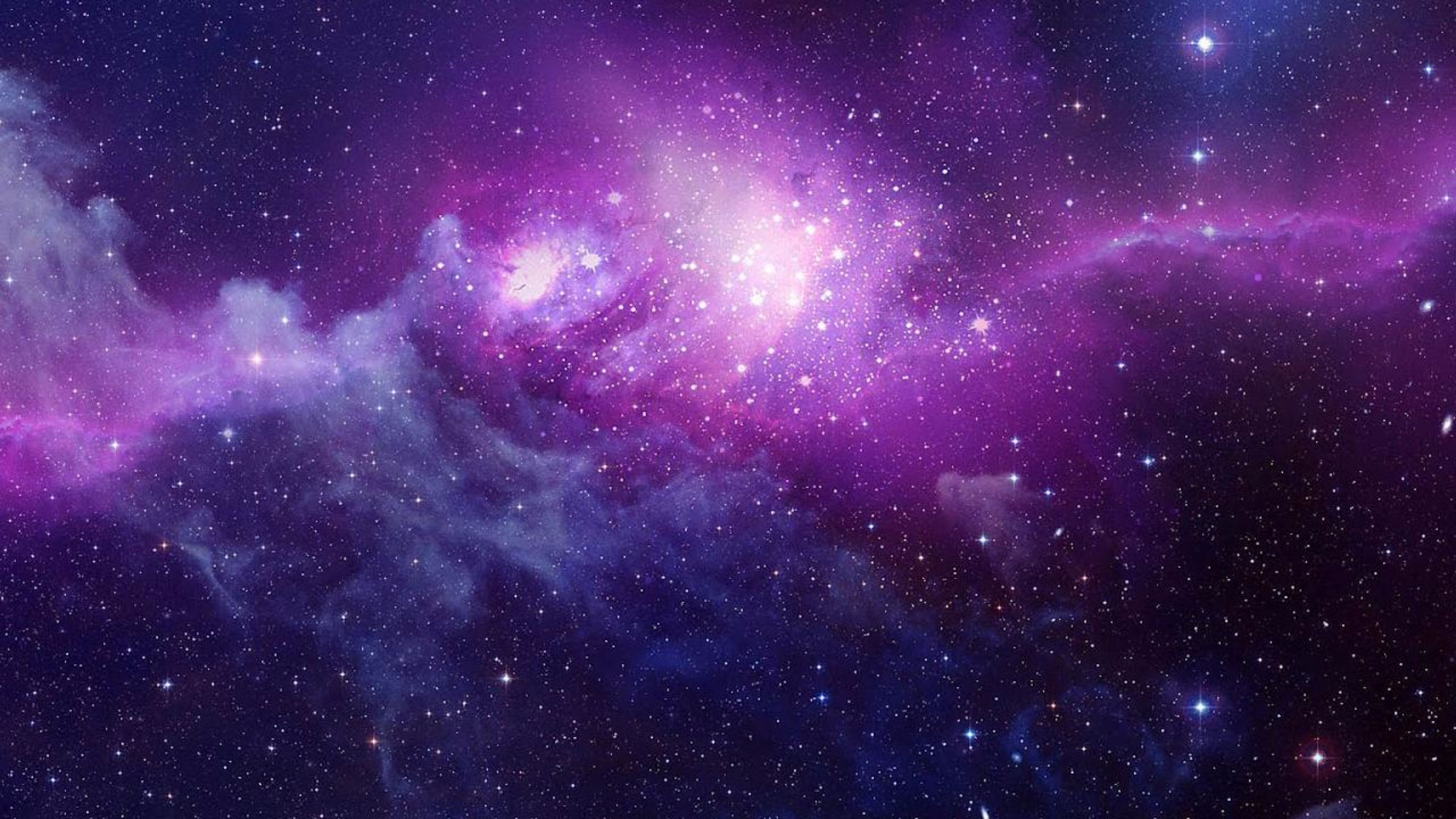 purple space universe