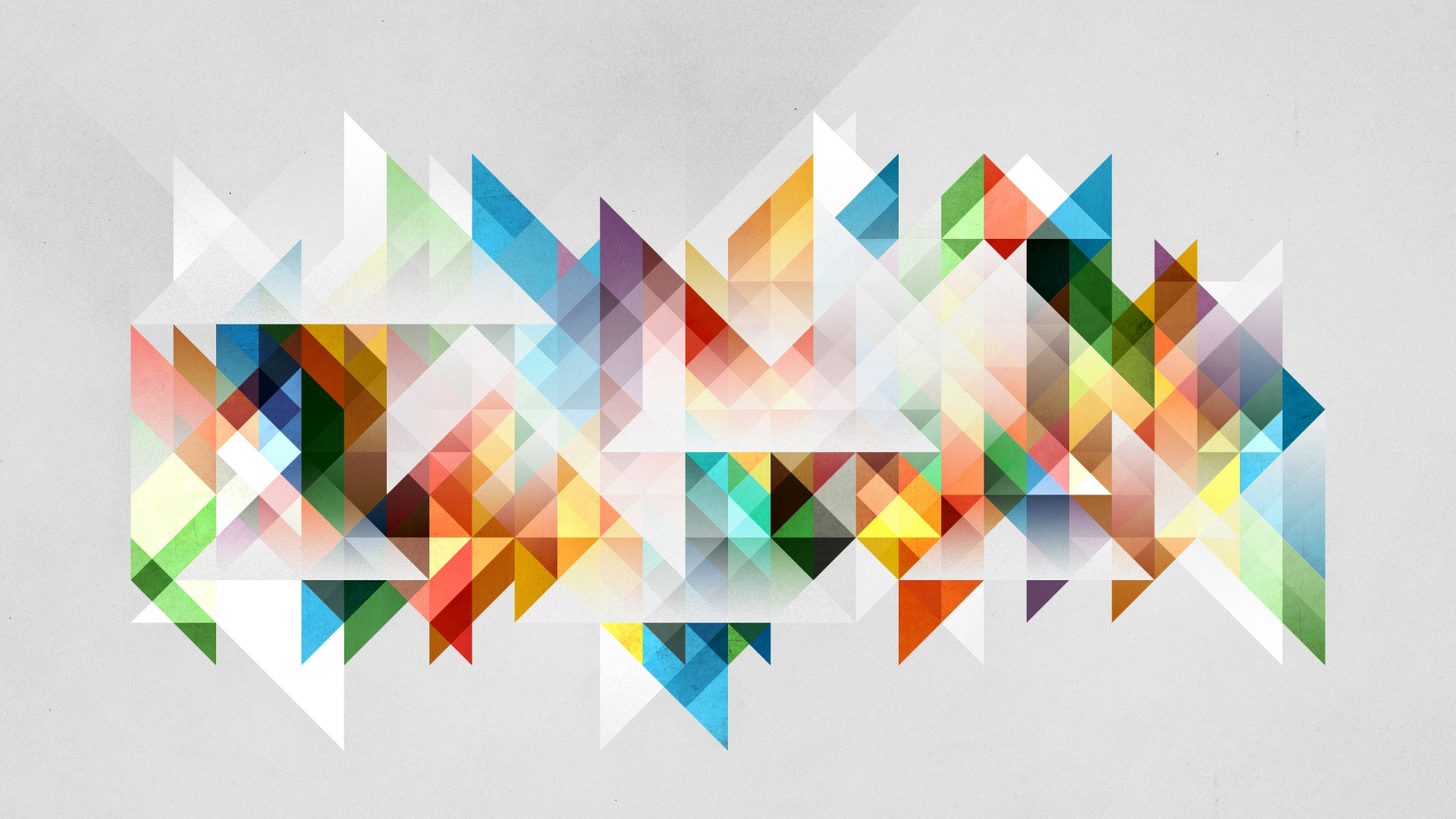 abstract geometry shapes colors