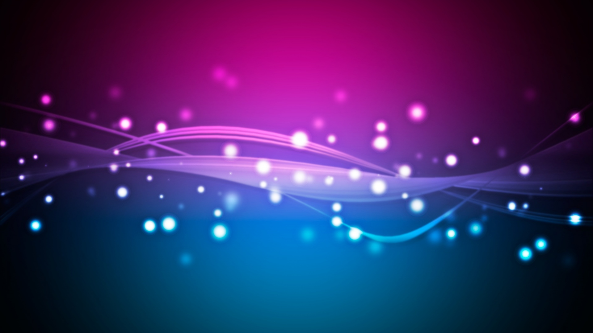 abstract waves light background