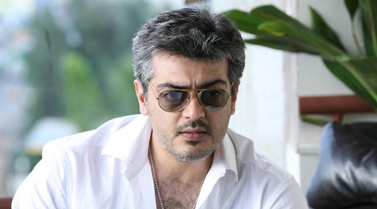 actor ajith kumar