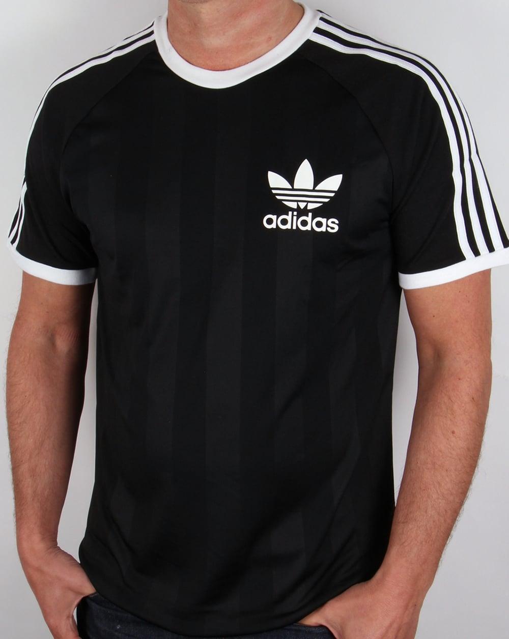 adidas black tshirt