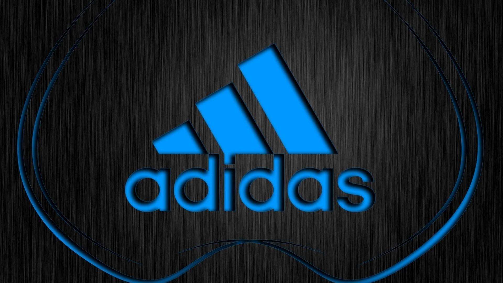 adidas neon logo