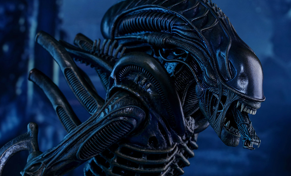 aliens alien warrior sixth scale
