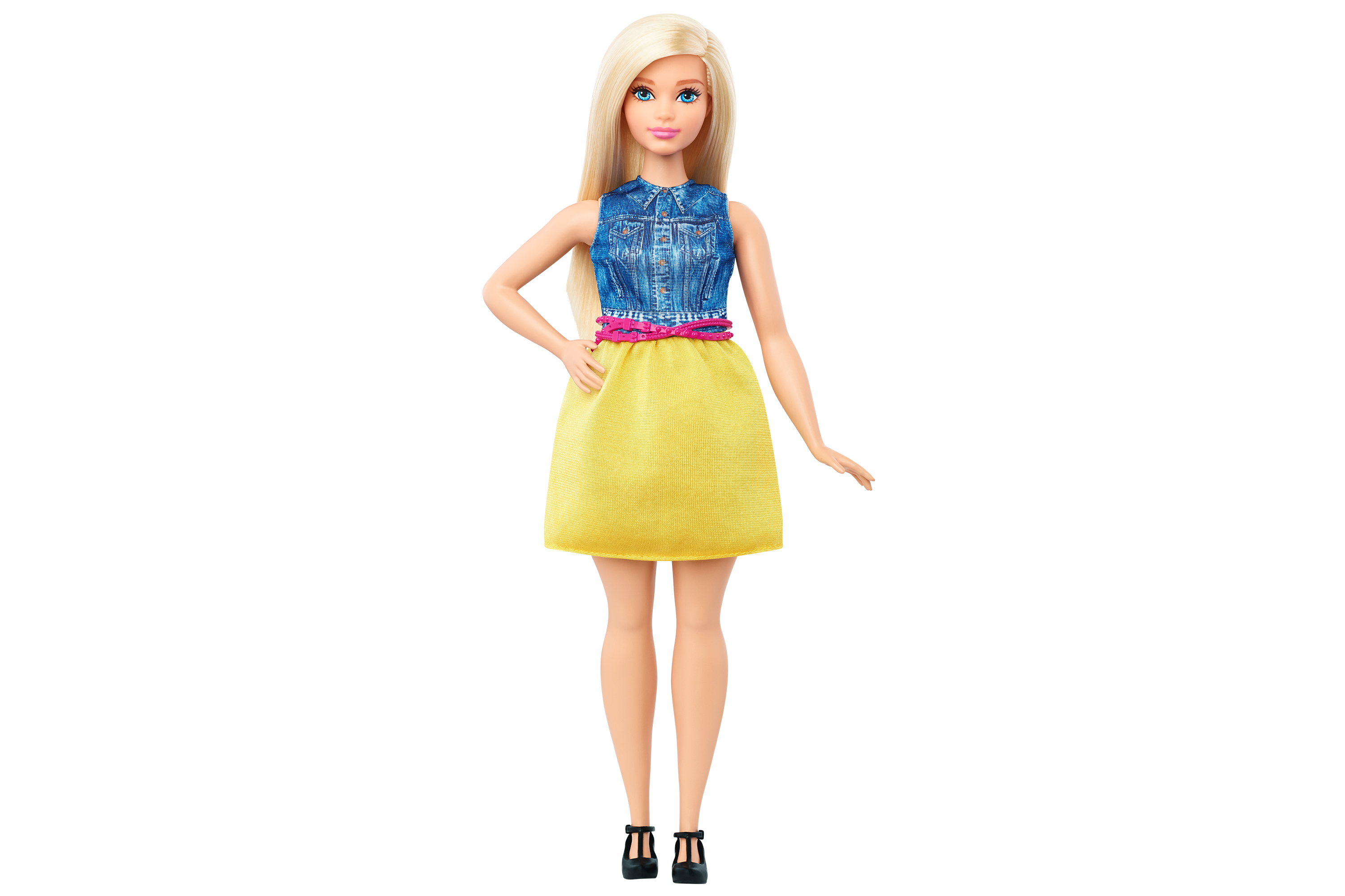 Barbie Girl Toy With White Background