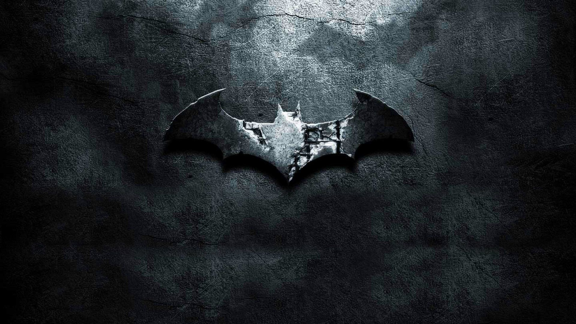batman logo wide