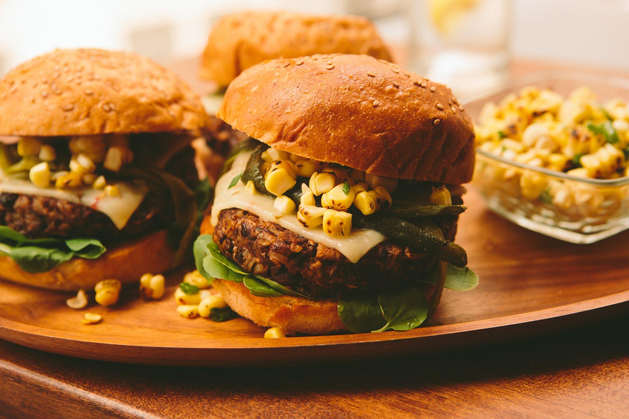 chipotle veggie burger