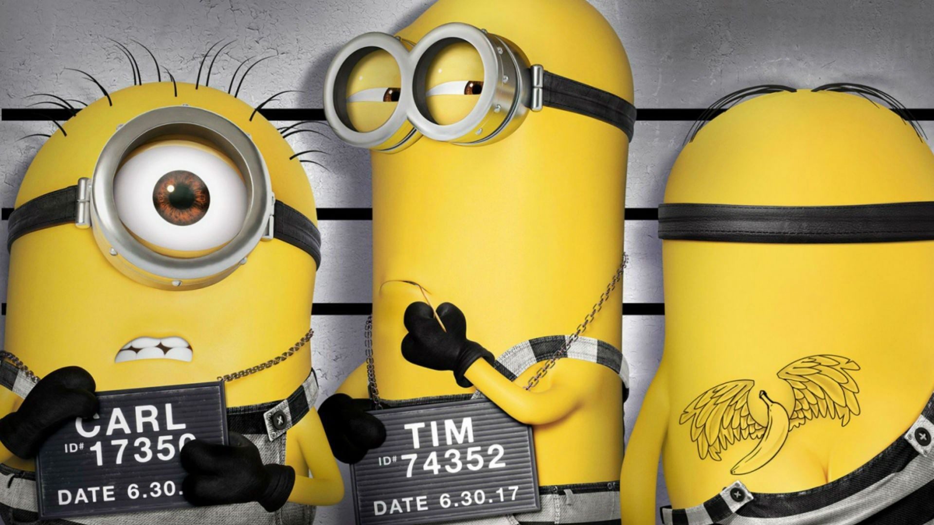despicable me 3 carl and tim
