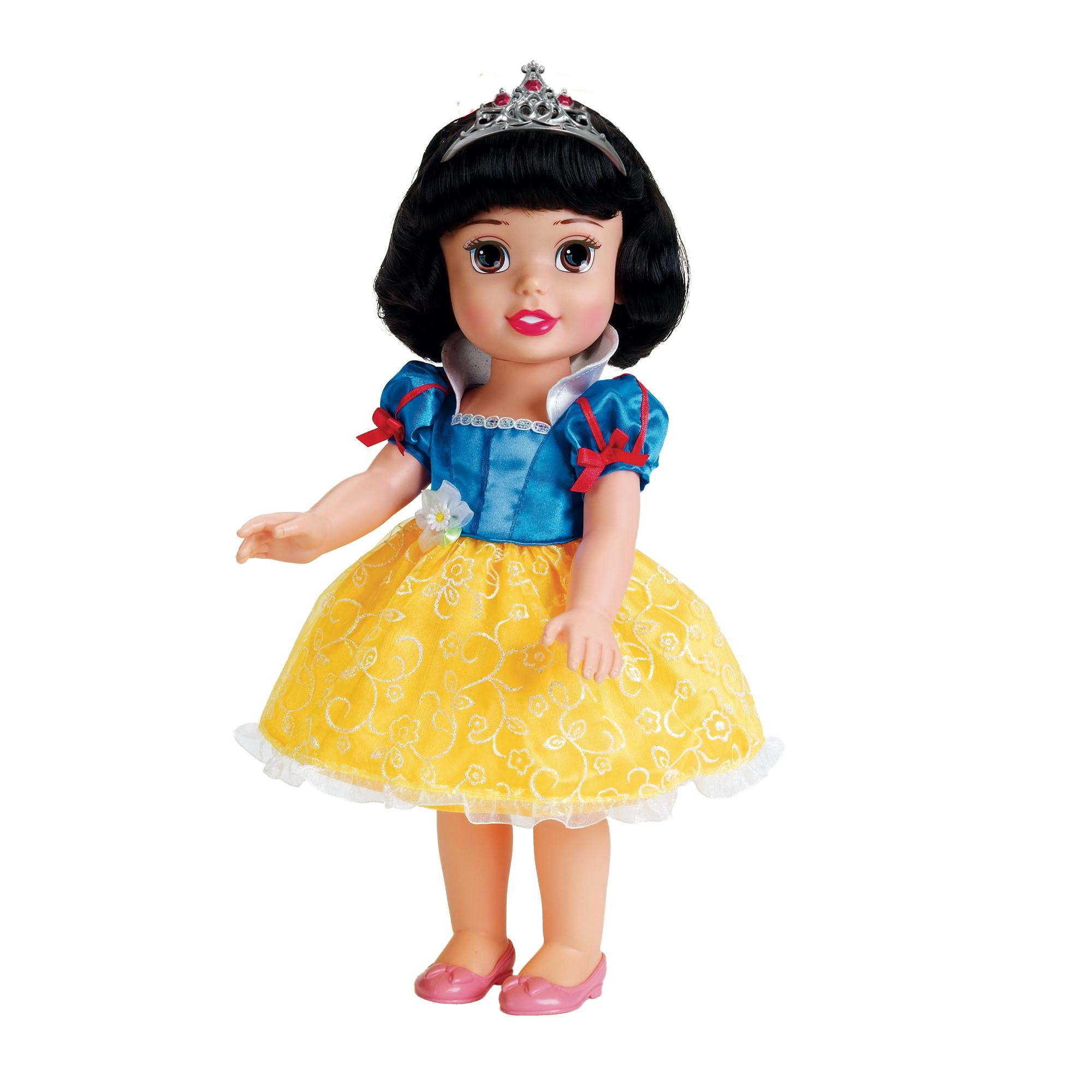 disney princess snow white toddler doll