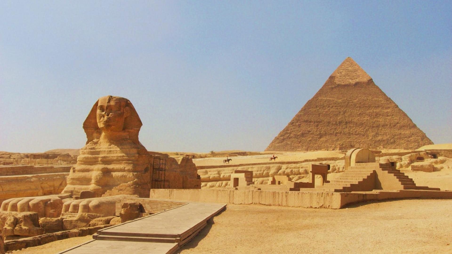 giza necropolis egypt