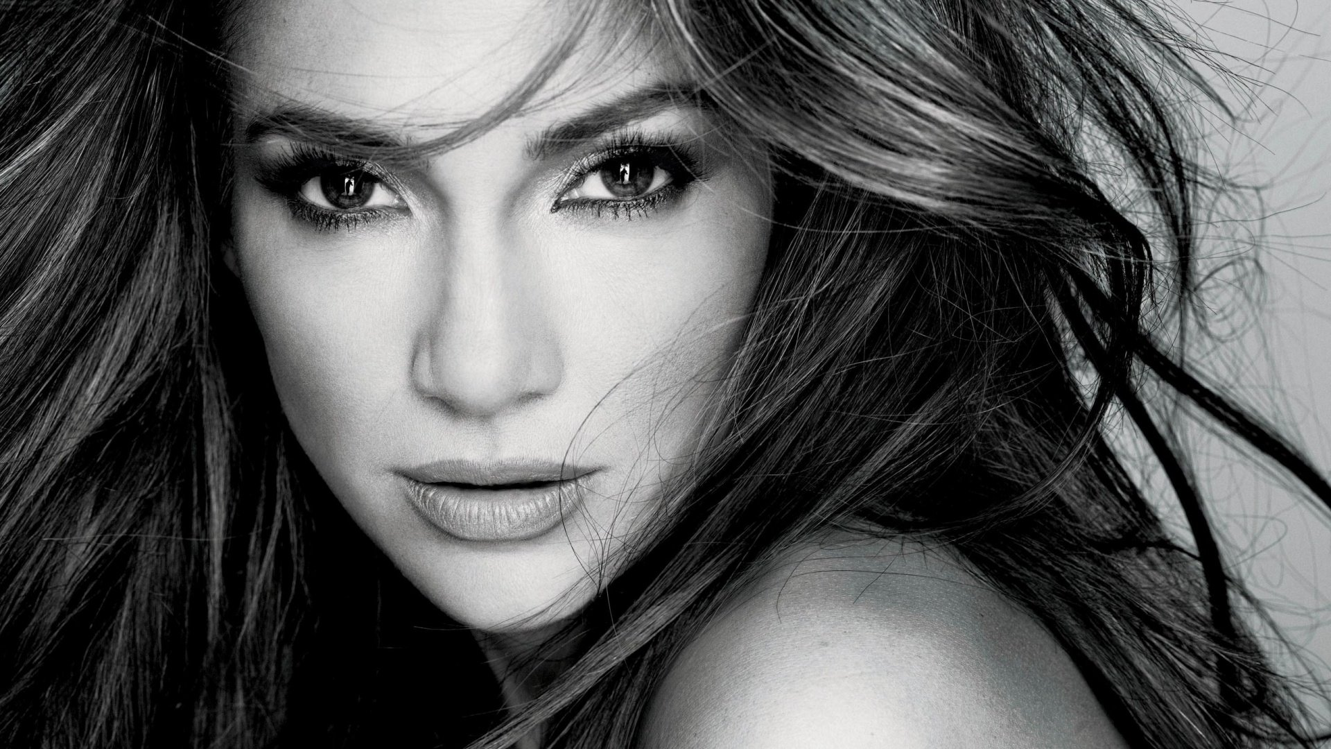 jennifer lopez face