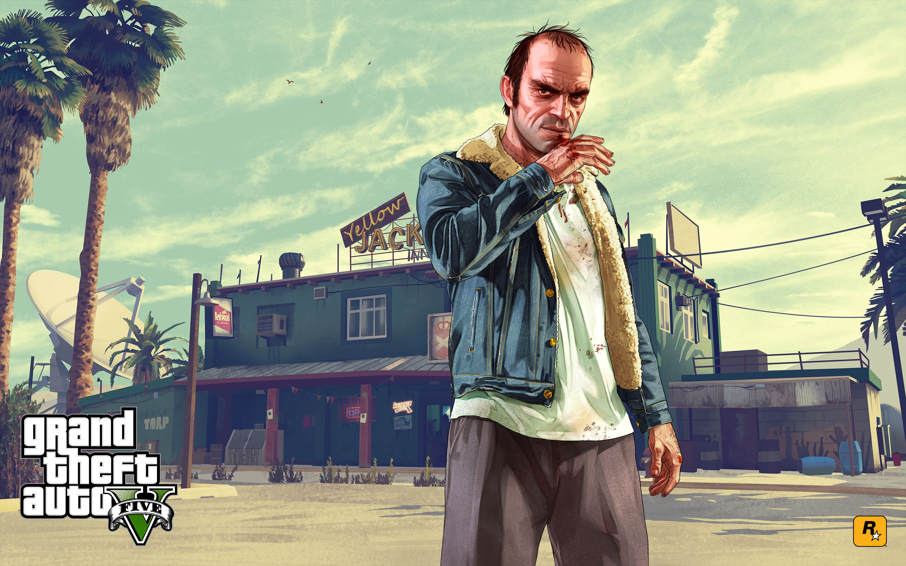 Gta 5 Artwork Trevor Philips