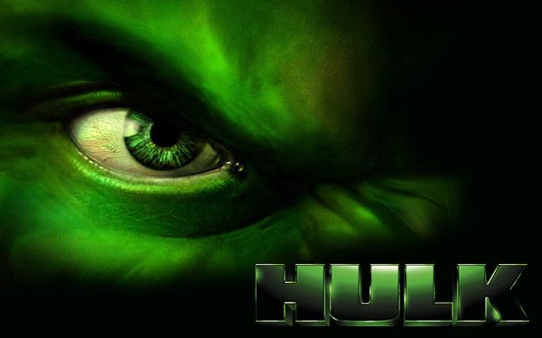 hulk eye