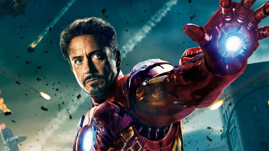 avengers tony stark iron man