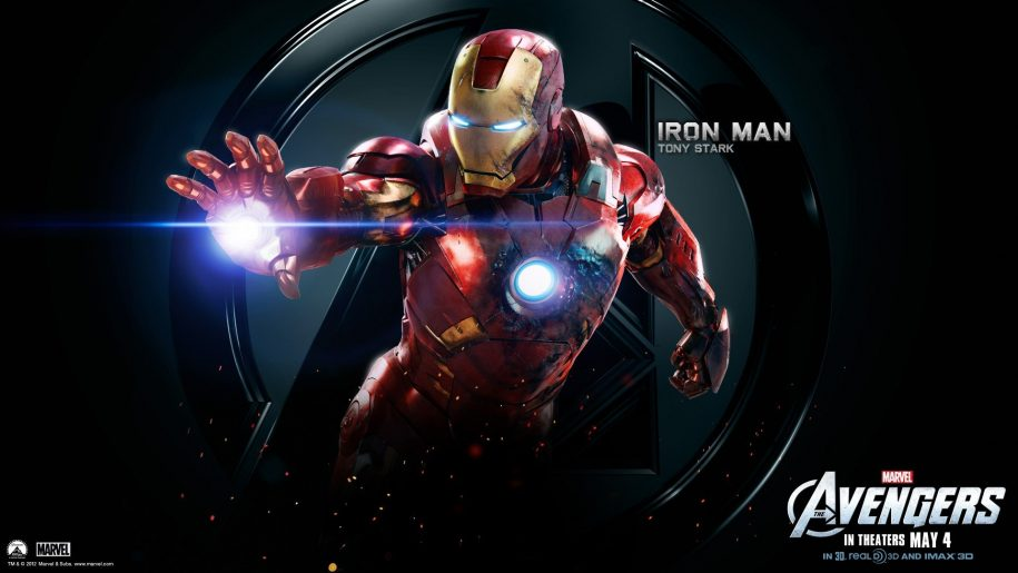 marvel iron man tony stark avengers