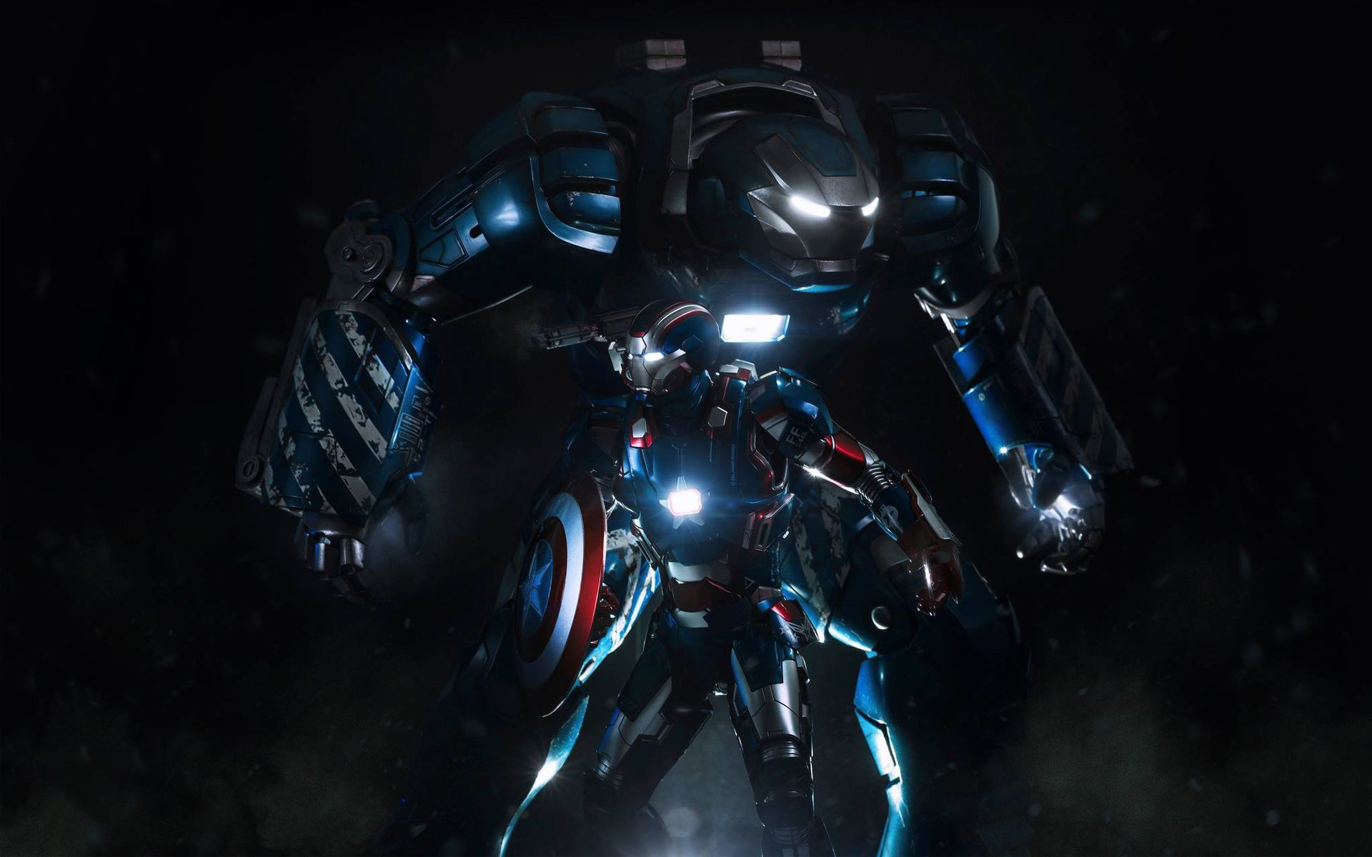 iron patriot iron man movie