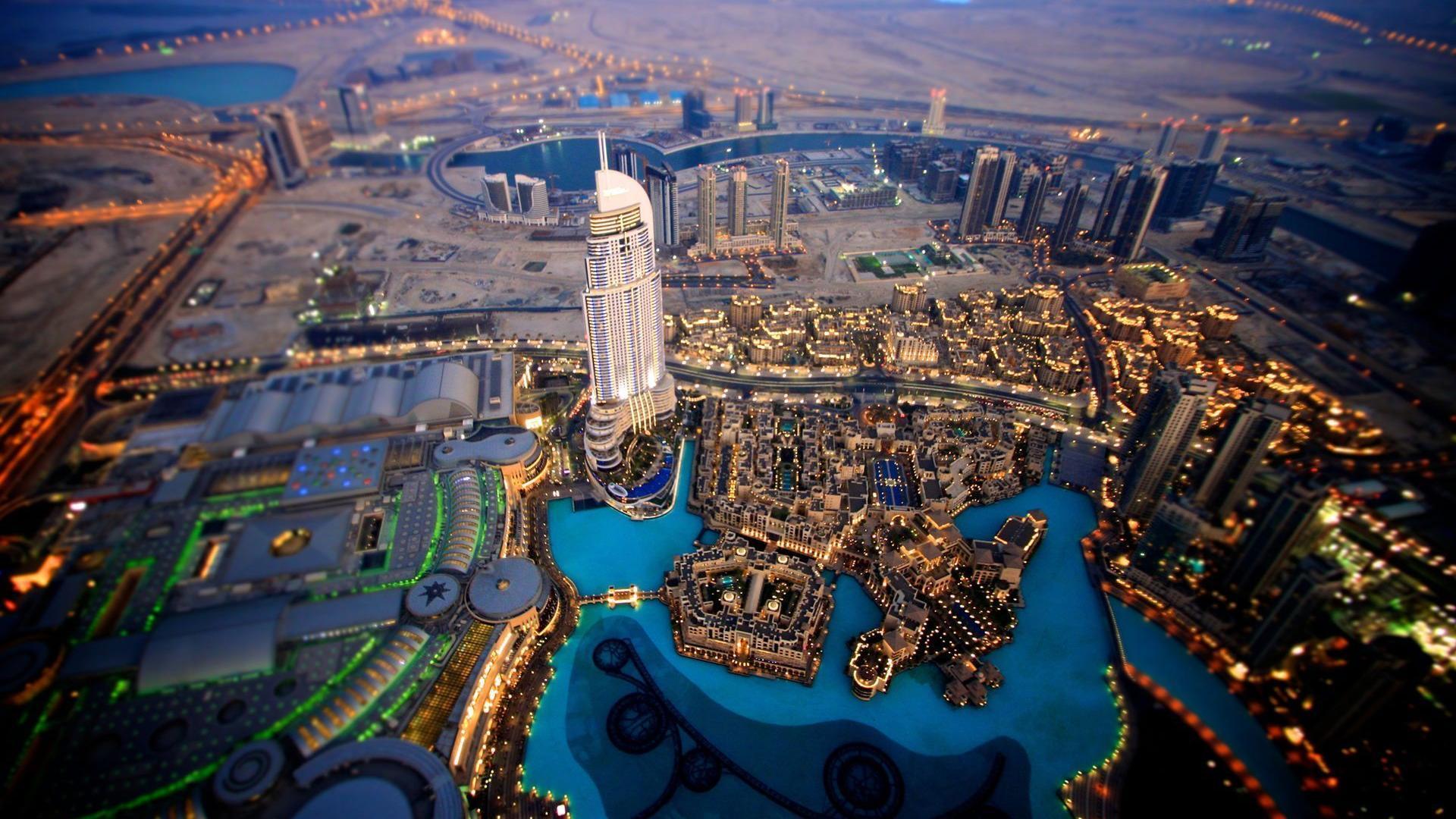 Burj Khalifa Aka Burj Dubai